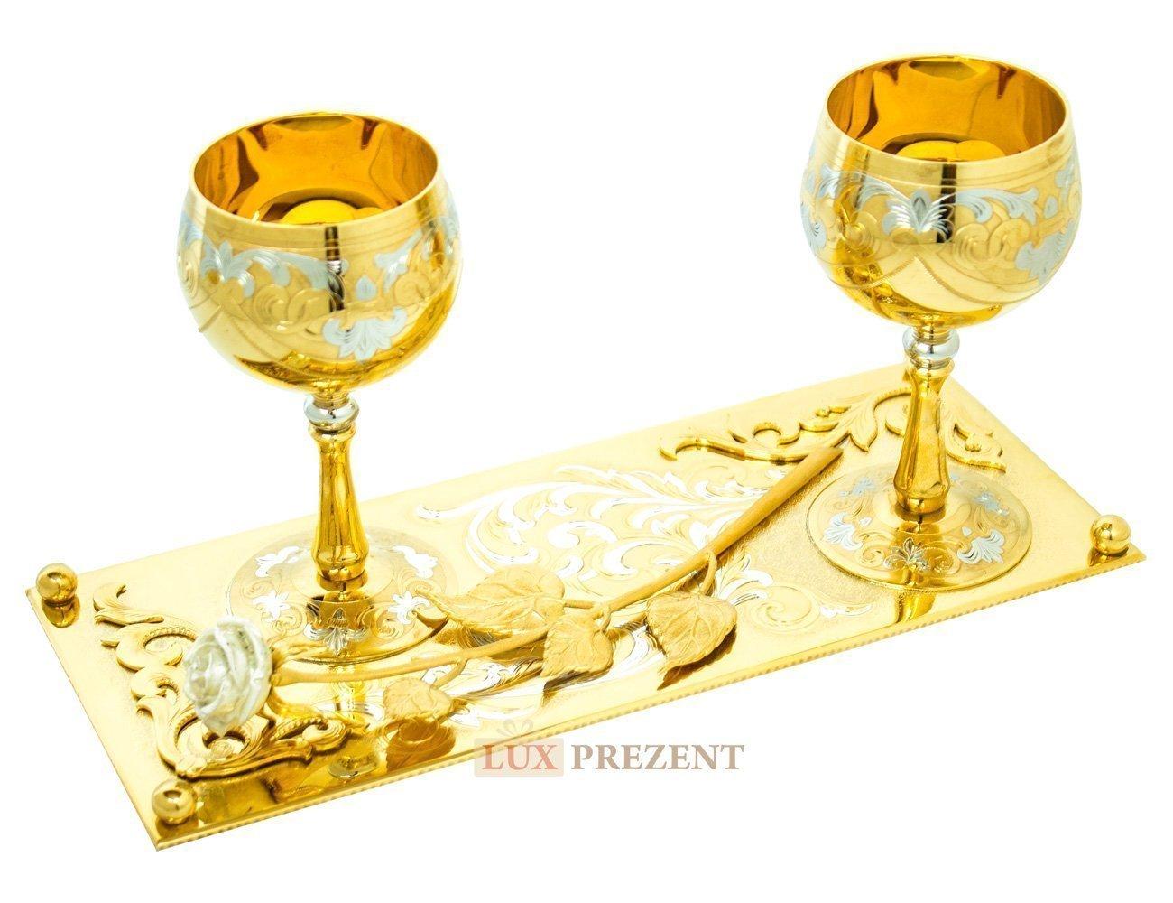Подарок на золотую свадьбу родителям или бабушке, дедушке 74