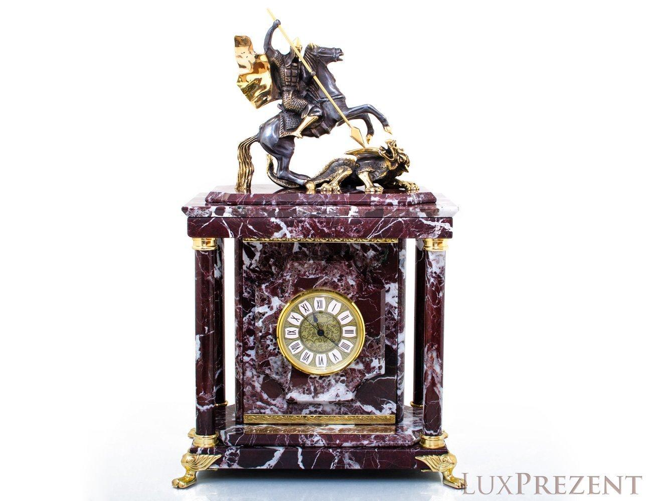 e8c1c23c Каминные часы-сейф